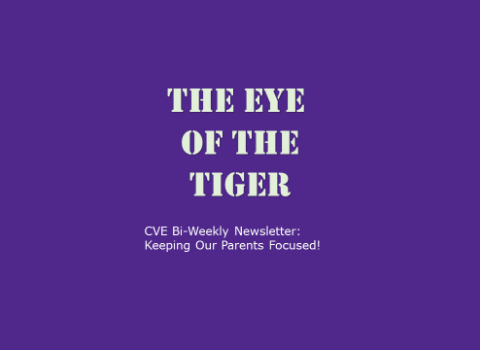 Eye of the Tiger: CVE Bi-Weekly Newsletter