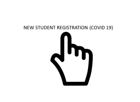 New Student Registation (COVID 19)