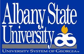Albany State University Logo