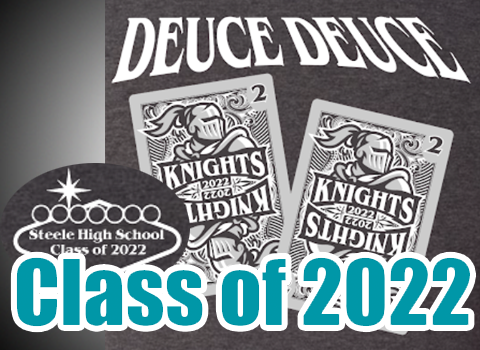 Order your Class of 2022 t-shirts