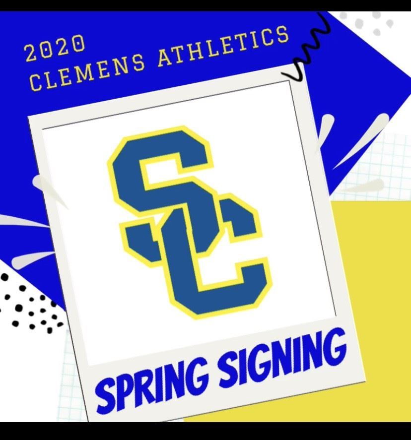 2020 Spring Signing Day VIDEO