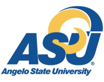 Photo of Angelo State University Logo