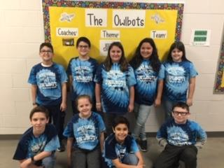First Lego League Robotics Club