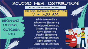 SCUC ISD Meal Distribution
