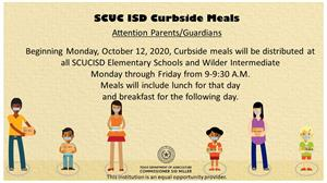 SCUC ISD Curbside Meals