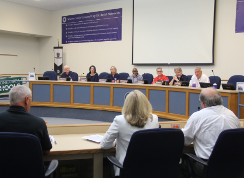 Board Seeks Community Involvement for Superintendent Process