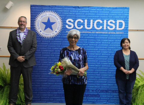 SCUC ISD honors retiring employees
