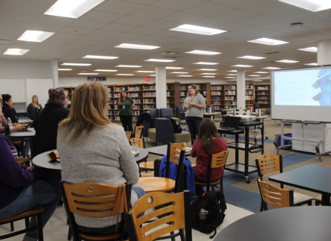 Project LIT club at Clemens HS promotes inclusiveness