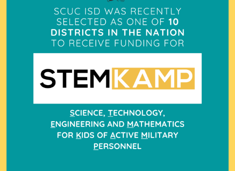 Military-connected grant to foster STEM learning
