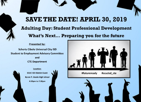 Student Professional Development Day set for April 30