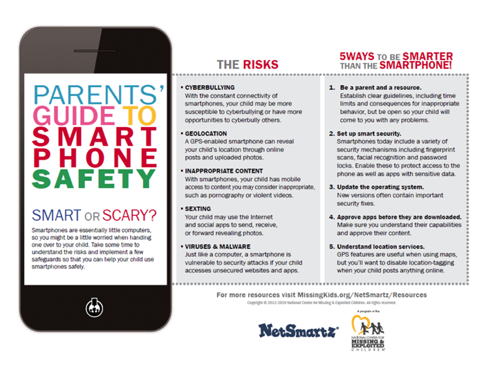 Kids and Smartphones: A guide for parents